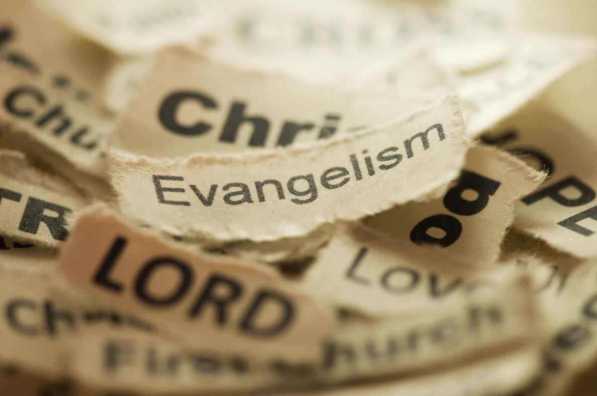 How to defeat the fear of evangelism
