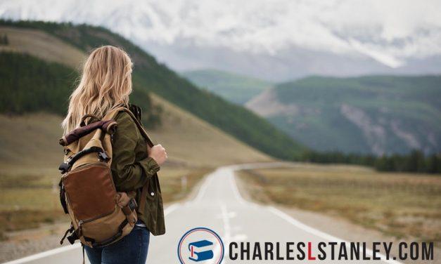 Faith in Jesus is a progressive journey
